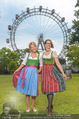 Kristina Sprenger Fotoshooting - Wiener Wiesn Riesenrad - Do 09.06.2016 - Kristina SPRENGER, Birgit INDRA26