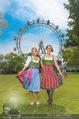Kristina Sprenger Fotoshooting - Wiener Wiesn Riesenrad - Do 09.06.2016 - Kristina SPRENGER, Birgit INDRA27