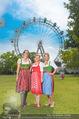 Kristina Sprenger Fotoshooting - Wiener Wiesn Riesenrad - Do 09.06.2016 - Kristina SPRENGER, Birgit INDRA, Claudia WIESNER28