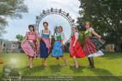 Kristina Sprenger Fotoshooting - Wiener Wiesn Riesenrad - Do 09.06.2016 - KRUMHUBER, KATO, SPRENGER, WIESNER, INDRA34