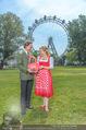 Kristina Sprenger Fotoshooting - Wiener Wiesn Riesenrad - Do 09.06.2016 - Christian FELDHOFER, Claudia WIESNER45