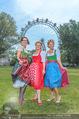 Kristina Sprenger Fotoshooting - Wiener Wiesn Riesenrad - Do 09.06.2016 - Birgit INDRA, Claudia WIESNER, Kristina SPRENGER49