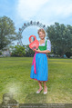 Kristina Sprenger Fotoshooting - Wiener Wiesn Riesenrad - Do 09.06.2016 - Kristina SPRENGER51