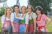 Kristina Sprenger Fotoshooting - Wiener Wiesn Riesenrad - Do 09.06.2016 - REZAK, KATO, SPRENGER, INDRA, KRUMHUBER63
