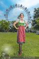 Kristina Sprenger Fotoshooting - Wiener Wiesn Riesenrad - Do 09.06.2016 - Birgit INDRA64