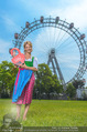 Kristina Sprenger Fotoshooting - Wiener Wiesn Riesenrad - Do 09.06.2016 - Kristina SPRENGER66