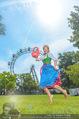 Kristina Sprenger Fotoshooting - Wiener Wiesn Riesenrad - Do 09.06.2016 - Kristina SPRENGER70