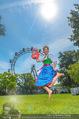 Kristina Sprenger Fotoshooting - Wiener Wiesn Riesenrad - Do 09.06.2016 - Kristina SPRENGER71