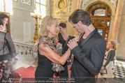 Lifeball Celebration Concert - Burgtheater - Fr 10.06.2016 - Dagmar KOLLER mit Freund Michael BALGAVY14