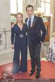 Lifeball Celebration Concert - Burgtheater - Fr 10.06.2016 - Luca PISARONI mit Ehefrau Catherine19