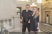 Lifeball Celebration Concert - Burgtheater - Fr 10.06.2016 - Stefan RUZOWITZKY mit Tochter Emma97