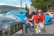 Sportwagenfestival - Velden - So 19.06.2016 - Greg BANIS (hot chocolate), Gary HOWARD (flying pickets)11