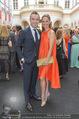 Leading Ladies Award - Palais Niederösterreich - Di 21.06.2016 - Tanja DUHOVICH mit Ehemann Stergio31