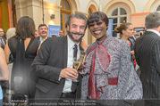 Leading Ladies Award - Palais Niederösterreich - Di 21.06.2016 - Mauro John MALOBERTI, Doretta CARTER46