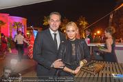 Miss Austria 2016 - Casino Baden - Do 23.06.2016 - HC Heinz Christian STRACHE mit Freundin Philippa BECK503