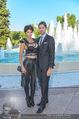 Miss Austria 2016 - Casino Baden - Do 23.06.2016 - Micaela SCH�FER mit Freund Felix STEINER59