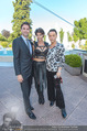 Miss Austria 2016 - Casino Baden - Do 23.06.2016 - Micaela SCH�FER mit Freund Felix STEINER, Julian FM ST�CKEL70