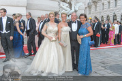 Fete Imperiale - Spanische Hofreitschule - Fr 24.06.2016 - Alexandra MEISSNITZER, Daniela FALLY, Karl u. Evelyn SCHRANZ1