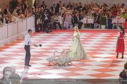 Fete Imperiale - Spanische Hofreitschule - Fr 24.06.2016 - Daniela FALLY bei Baller�ffnung mit G�nsen116