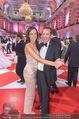 Fete Imperiale - Spanische Hofreitschule - Fr 24.06.2016 - Sophie KARMASIN mit Ehemann Gerhard SCHALLER138
