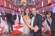 Fete Imperiale - Spanische Hofreitschule - Fr 24.06.2016 - Sophie KARMASIN mit Ehemann Gerhard SCHALLER141