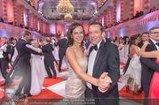 Fete Imperiale - Spanische Hofreitschule - Fr 24.06.2016 - Sophie KARMASIN mit Ehemann Gerhard SCHALLER142