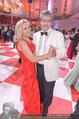 Fete Imperiale - Spanische Hofreitschule - Fr 24.06.2016 - Wolfgang HESOUN mit Ehefrau Brigitte164