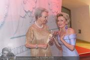 Fete Imperiale - Spanische Hofreitschule - Fr 24.06.2016 - Prinzessin Benedikte zu D�NEMARK, Elisabeth G�RTLER176