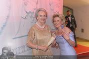 Fete Imperiale - Spanische Hofreitschule - Fr 24.06.2016 - Prinzessin Benedikte zu D�NEMARK, Elisabeth G�RTLER177