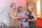 Fete Imperiale - Spanische Hofreitschule - Fr 24.06.2016 - Benedikte zu D�NEMARK, Elisabeth G�RTLER, Ildiko RAIMONDI180