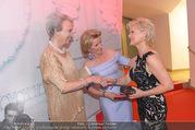 Fete Imperiale - Spanische Hofreitschule - Fr 24.06.2016 - Benedikte zu D�NEMARK, Elisabeth G�RTLER, Ildiko RAIMONDI181