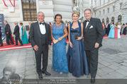 Fete Imperiale - Spanische Hofreitschule - Fr 24.06.2016 - Karl und Evelyn SCHRANZ, Andr� und Christine RUPPRECHTER21