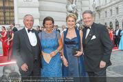 Fete Imperiale - Spanische Hofreitschule - Fr 24.06.2016 - Karl und Evelyn SCHRANZ, Andr� und Christine RUPPRECHTER22