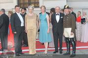 Fete Imperiale - Spanische Hofreitschule - Fr 24.06.2016 - Benedikte zu D�NEMARK, Nathalie SAYN-WITTGENSTEIN-BERLEBURG51