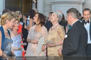 Fete Imperiale - Spanische Hofreitschule - Fr 24.06.2016 - Benedikte zu D�NEMARK, Nathalie SAYN-WITTGENSTEIN-BERLEBURG58