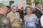 Fete Imperiale - Spanische Hofreitschule - Fr 24.06.2016 - Prinzessin Benedikte ZU D�NEMARK, Elisabeth G�RTLER62