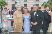 Fete Imperiale - Spanische Hofreitschule - Fr 24.06.2016 - Prinzessin Benedikte ZU D�NEMARK, Elisabeth G�RTLER69