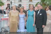 Fete Imperiale - Spanische Hofreitschule - Fr 24.06.2016 - Prinzessin Benedikte ZU D�NEMARK, Elisabeth G�RTLER71