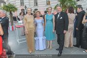 Fete Imperiale - Spanische Hofreitschule - Fr 24.06.2016 - Prinzessin Benedikte ZU D�NEMARK, Elisabeth G�RTLER72