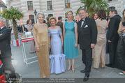 Fete Imperiale - Spanische Hofreitschule - Fr 24.06.2016 - Prinzessin Benedikte ZU D�NEMARK, Elisabeth G�RTLER73
