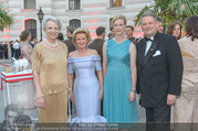 Fete Imperiale - Spanische Hofreitschule - Fr 24.06.2016 - Prinzessin Benedikte ZU D�NEMARK, Elisabeth G�RTLER74