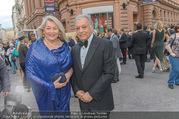 Österreichischer Musiktheaterpreis - Ronacher - Mo 27.06.2016 - Zubin MEHTA und Ehefrau Nancy KOVACK55