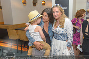 Humanic Enjoy Life & Style - The Room - Di 28.06.2016 - Anna HUBER mit Sohn Frederik Cookie, Niki OSL61