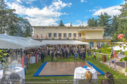 4July - Independence Day Party - Residenz der US-Botschaft - Mi 29.06.2016 - Festg�ste, Park, Party, Gartenfest, Villa1