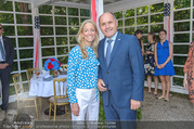 4July - Independence Day Party - Residenz der US-Botschaft - Mi 29.06.2016 - Alexa WESNER, Wolfgang SOBOTKA10