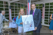 4July - Independence Day Party - Residenz der US-Botschaft - Mi 29.06.2016 - Alexa WESNER, Harald MAHRER12