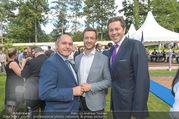 4July - Independence Day Party - Residenz der US-Botschaft - Mi 29.06.2016 - Wolfgang SOBOTKA, Gernot BL�MEL, Harald MAHRER16