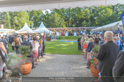 4July - Independence Day Party - Residenz der US-Botschaft - Mi 29.06.2016 - Festg�ste, Park, Party, Gartenfest, Villa19