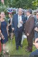 4July - Independence Day Party - Residenz der US-Botschaft - Mi 29.06.2016 - Wolfgang BRANDSTETTER mit Kr�cken20