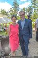 4July - Independence Day Party - Residenz der US-Botschaft - Mi 29.06.2016 - Ingrid THURNHER mit Ehemann Andreas GR�NBICHLER3